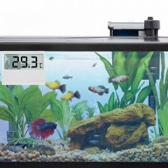 Electronic Digital Fish Tank Thermometer with LCE Display