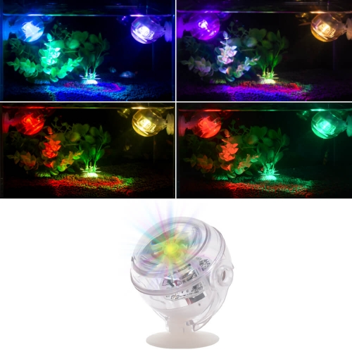 Submersible Colorful LED Light