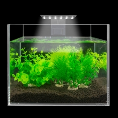 X3 Freshwater Aquarium Lighting Clip-on Light 6W 600LM