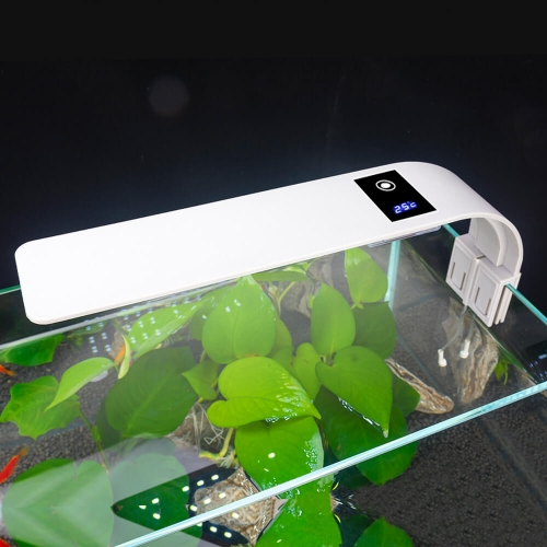 X9 Aquarium Light with LCD Temperature 15W