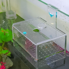Isolation Box for Fish Tank Breeding Baby Fish