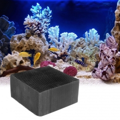 Aquarium Water Purifier Cube: Honeycomb Activated Carbon