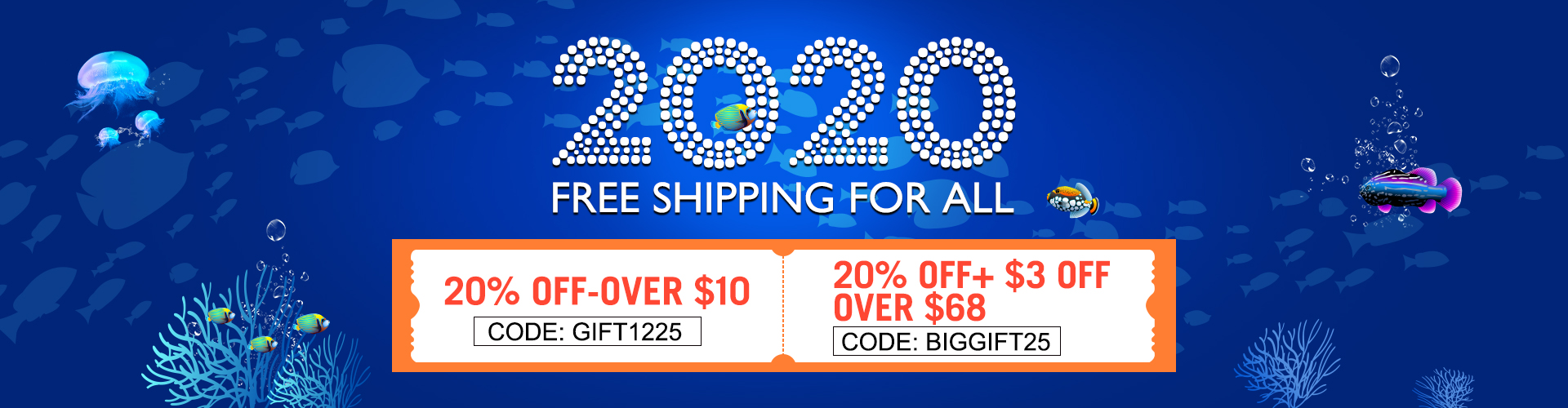 Senzeal | Aquarium 2020 BIG SALE