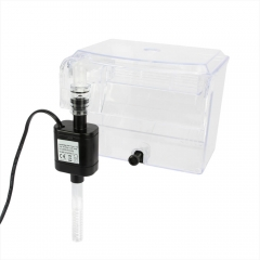 Aquarium Hang-on Isolation Breeder Box with Water Pump