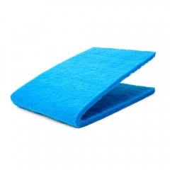 Aquarium Filter Material Sponge Blue